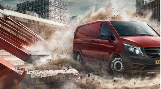 mercedes vito er din nye erhvervsbil